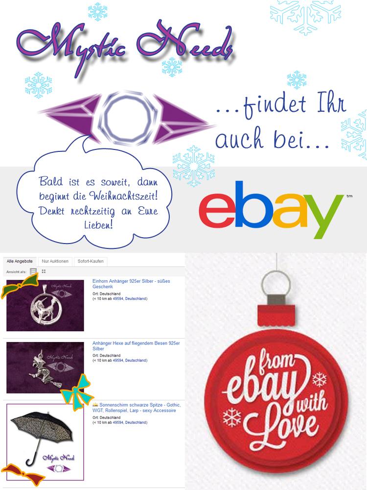 Mystic Needs - Aktuelle Auktionen bei Ebay